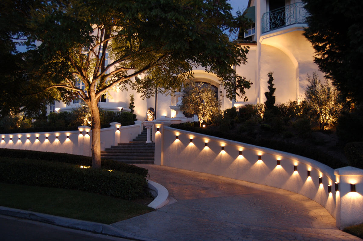LED Landscape Lighting-Grand Prairie TX Professional Landscapers & Outdoor Living Designs-We offer Landscape Design, Outdoor Patios & Pergolas, Outdoor Living Spaces, Stonescapes, Residential & Commercial Landscaping, Irrigation Installation & Repairs, Drainage Systems, Landscape Lighting, Outdoor Living Spaces, Tree Service, Lawn Service, and more.