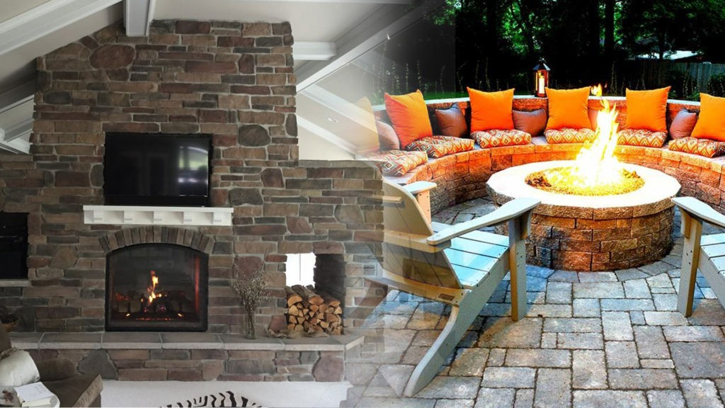 Outdoor Fireplaces & Fire Pits-Grand Prairie TX Professional Landscapers & Outdoor Living Designs-We offer Landscape Design, Outdoor Patios & Pergolas, Outdoor Living Spaces, Stonescapes, Residential & Commercial Landscaping, Irrigation Installation & Repairs, Drainage Systems, Landscape Lighting, Outdoor Living Spaces, Tree Service, Lawn Service, and more.
